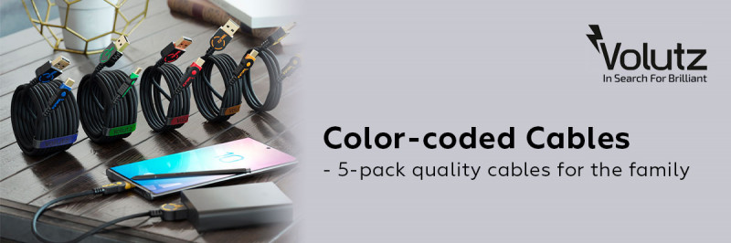Volutz Color-coded Cables header